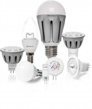 Verbatim raddoppia la propria gamma di lampade led per la - Lampade a led per casa prezzi ...