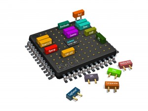 La serie di PSoC 4S di Cypress è progettata per offrire  un'alternativa a 32 bit programmabile  ai componenti a 8 e 16 bit