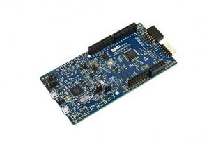 Una scheda di valutazione per i microcontroller serie LPC5411x di NXP per l'elaborazione sempre attiva a bassa potenza