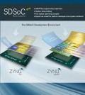 The SDSoC(TM) development environment enables the broader community of embedded software developers to leverage the power of Zynq(R) All Programmable SoCs and MPSoCs. SDSoC provides a greatly simplified ASSP-like C/C programming experience including an easy to use Eclipse integrated development environment (IDE) and a comprehensive design platform for heterogeneous Zynq platform deployment. Complete with the industry's first C/C   full-system optimizing compiler, SDSoC delivers system level profiling, automated SW acceleration in programmable logic, automated system connectivity generation, libraries to speed-up programming and a flow for customer and 3rd party platform developers. (PRNewsFoto/Xilinx, Inc.)