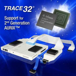 trace32_supports_infineons_2nd_generation_of_aurix_family