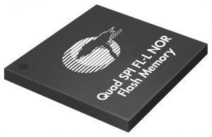 cypress-fl-l-quad-spi-nor-flash-memory