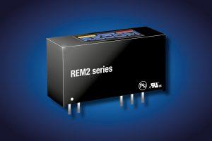 RECOM: 2W DC/DC converter for critical medical applications
